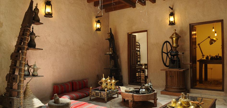 Coffee museum in Al Bastakiya