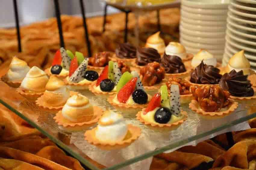 Al Wasl Dhow – Buffet Spread