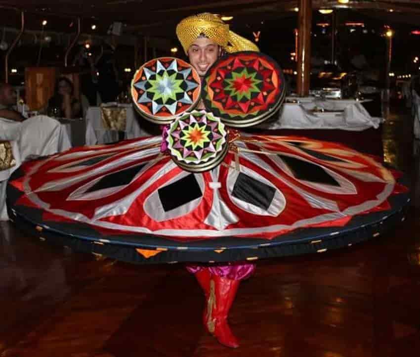 Tanoura Dance Show Performance